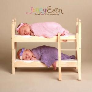 Princess and the Pea Newborn Twins ..