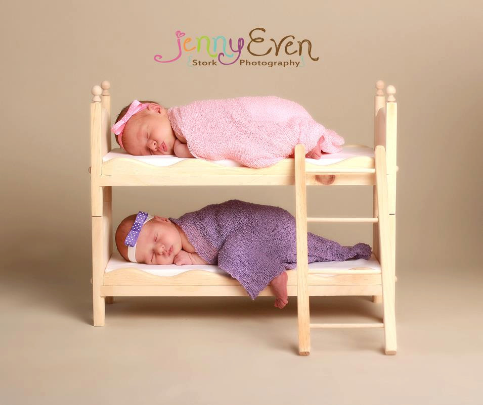 Newborn Twins Small Whimsical Boy Girl graphy Prop Posing